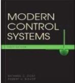 Modern Control Systems 10/E H/C 912