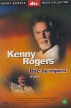 [미개봉] [DVD]KENNY ROGERS - LIVE BY REQUEST (미개봉/DTS)