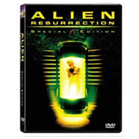 (DVD) 에이리언 4 SE (Alien Resurrection Special Edition, 1disc)