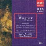 바그너 : 서곡집 Wagner Scenes from Tristan und Isolde Gotterdammerung Tannhauser Der Fliegende Hollander Jessye Norman Klaus Tennstedt