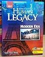 HOLT World History :  Human Legacy Modern Era