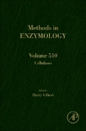 Methods in Enzymology, Vol.510 : Cellulases (ISBN : 9780124159310)