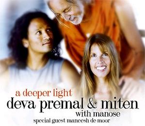 Deva Premal & Miten / A Deeper Light (내면의 빛/미개봉)