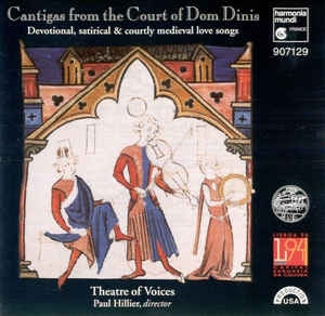[수입] Paul Hillier - Cantigas From The Court Of Dom Dinis