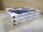 날지 못하는 나비와 하늘의 범고래 1-3(전권)세트 --소장용 상세사진올림 NT Novel