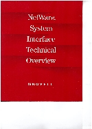 NetWare : System Interface Technical Overview  (ISBN : 9780201570274)