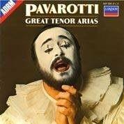 PAVAROTTI - 파바로티 GREAT TENOR ARIAS
