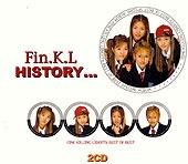 핑클 (Fin.K.L) / History... (2CD)