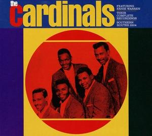 [미개봉] Cardinals & Ernie Warren / Their Complete Recordings (Digipack/수입)