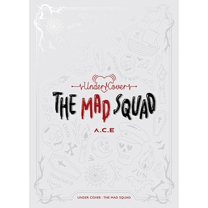 [미개봉] 에이스 (A.C.E) / Under Cover : The Mad Squad (3rd Mini Album)