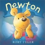 Newton (Hardcover, 1st) 표지뒷면밑부분 종이커버만 약간 찢어짐