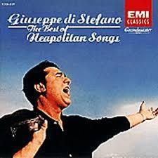 [일본반] Giuseppe Di Stefano - The Best Of Neapolitan Songs