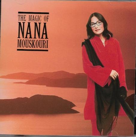 나나 무스쿠리 - The Magic of Nana Mouskouri [미국 수입] 새것같은 개봉