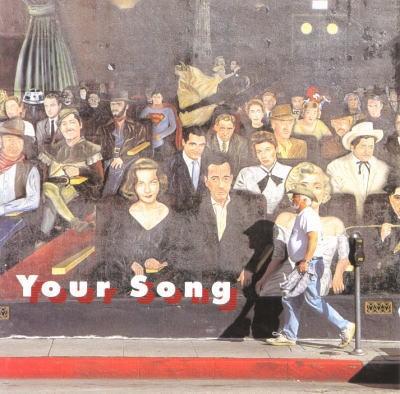 [일본반] V.A - Your Song [2CD]
