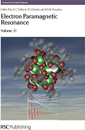Electron Paramagnetic Resonance, Vol. 21  (ISBN : 9780854043736)