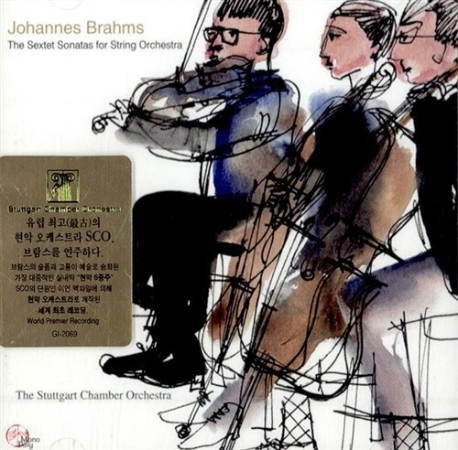 Brahms - The Sixtet Sonatas for String Orchestra