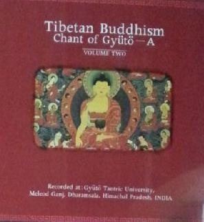 Tibetan Chant (티벳불교예불) 2 - Chant of Gyuto - A  (겔룩파 Gyuto 승려들의 예불) * 다람살라 현장 녹음