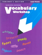 Vocabulary Workshop Level Purple : Teacher' Edition (Paperback)