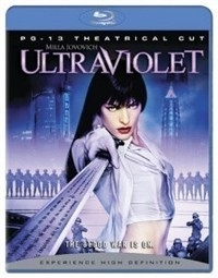 [Blu-ray] 울트라바이올렛 : Ultraviolet (수입/한글자막있음)