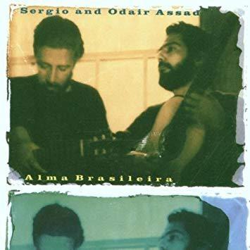 Sergio And Odair Assad / Alma Brasileira (수입/9791792)