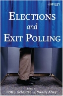 Elections and Exit Polling  (ISBN : 9780470291160)