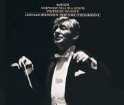 Leonard Bernstein / 말러: 교향곡 6번 '비극', 9번(3CD Box Set/일본수입/SRCR21957)