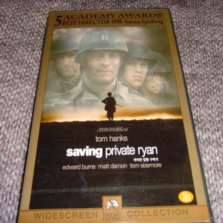 라이언 일병 구하기 [Saving Private Ryan] [08년 10월 태원 알짜배기 행사] 새상품 입니다.