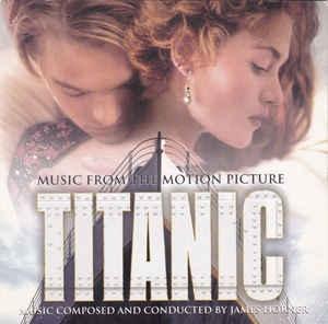 [수입] O.S.T. (James Horner) - Titanic