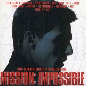 [수입] O.S.T. - Mission Impossible (미션 임파서블)
