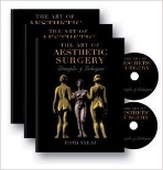 The Art of Aesthetic Surgery: Principles & Techniques (1, 2) 1, 2권  CD있음 3권세트 중 3권은 없음