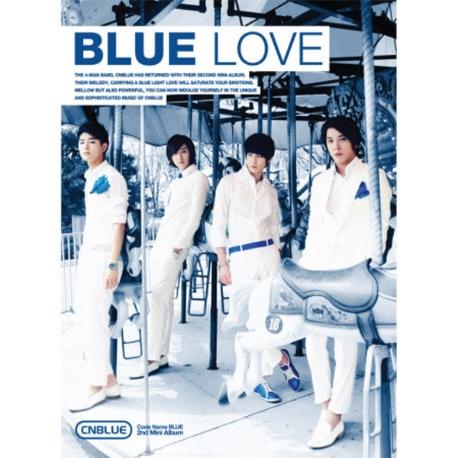 씨엔블루 (Cnblue) - Bluelove (2nd Mini Album)