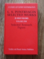 L.S. Pontryagin Selected Works. Volume One Selected Research Papers