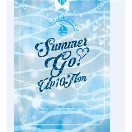 업텐션 - 미니 4집 Summer go!