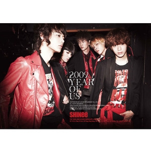 샤이니 (Shinee) / 2009, Year Of Us (3rd Mini Album/Digipack)