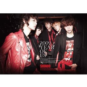 샤이니 (Shinee) / 2009, Year Of Us (3rd Mini Album/Digipack)