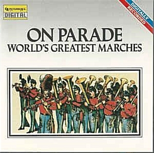 [수입] The University Of Michigan Symphony Band Conducted By H. Robert Reynolds - On Parade! World's Greatest Marches
