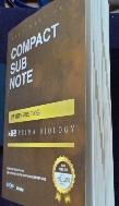 COMPACT SUB NOTE  생명생물의 과학편  기본 (상)  /사진의 제품  ☞ 서고위치;KR 3