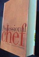The Professional Chef  8th Edition (Hardcover)   9780764557347  /사진의 제품   ☞ 서고위치:SA 2