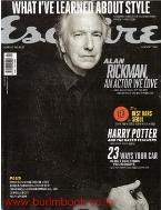 에스콰이어 2011년-8월호 no 191 (esquire) (신225-9)