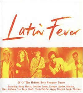 [수입/미개봉] V.A - Latin Fever [2CD]