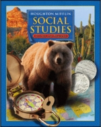 Houghton Mifflin Social Studies: Student Edition Level 4 States and Regions 2008