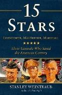 15 Stars - Eisenhower, MacArthur, Marshall : Three Generals Who Saved the American Century  (ISBN : 9780743275279)