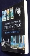 On the History of Film Style  [상현서림]  /사진의 제품   ☞ 서고위치:RR 6  * [구매하시면 품절로 표기됩니다]