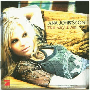 [수입] Ana Johnsson - The Way I Am