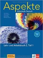 Aspekte 2 Lehr- und Arbeitsbuch Teil 1