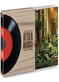[블루레이] 마담 프루스트의 비밀 정원 (Attila Marcel) / [일반판]북릿+포스터엽서2매/아웃케이스 포함