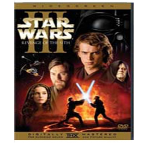 (DVD) 스타워즈 에피소드 3 : 시스의 복수 (Star Wars : Episode III, Revenge of the Sith, 2disc)