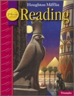 [미국교과서]Houghton Mifflin Reading : Student Edition Grade 6 Triumphs 2008(Hardcover)