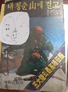 내 청춘 산에 걸고 (우에무라 나오미) 1979재판5대륙최고봉정복