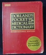 Dorland's Pocket Medical Dictionary 27/E [외국서적] /새책수준  ☞ 서고위치:RX 3